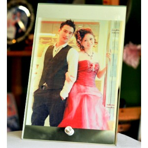 Photo Glass Frame (15 X 23cm)