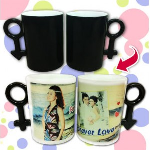 Couple Magic Mug (Glossy)