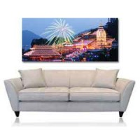 Panaromic Size Canvas