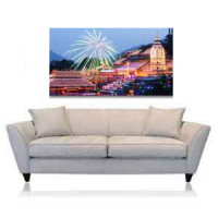 Long Rectangle Size Canvas